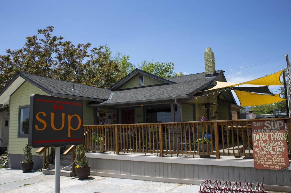 Süp building exterior