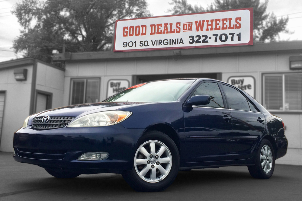 Car for sale at Good Deals on Wheels
