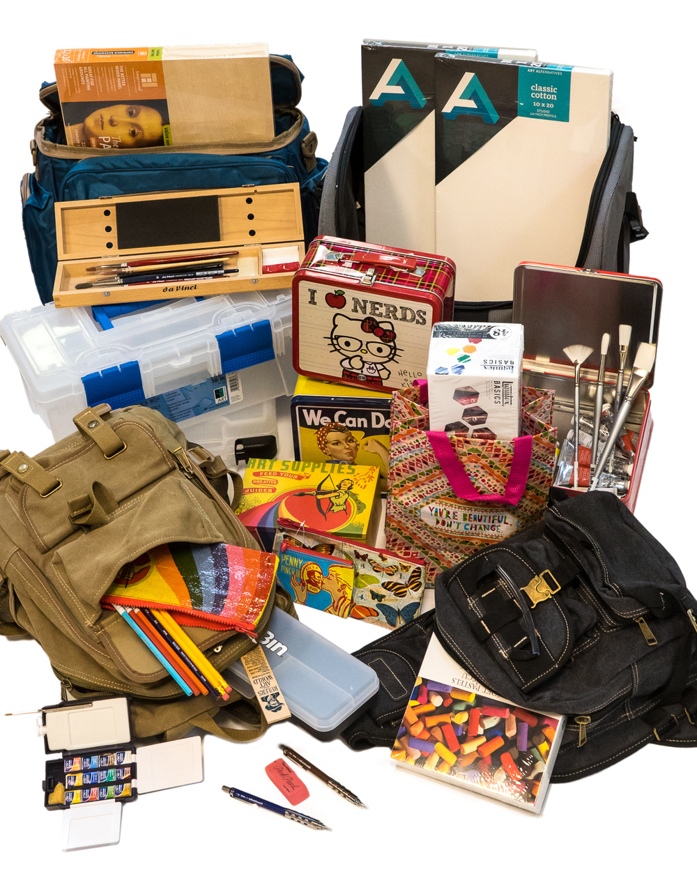 Nevada Fine Arts supplies