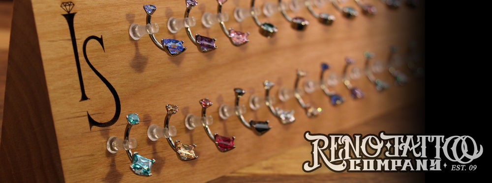 Reno Tattoo Company jewelry