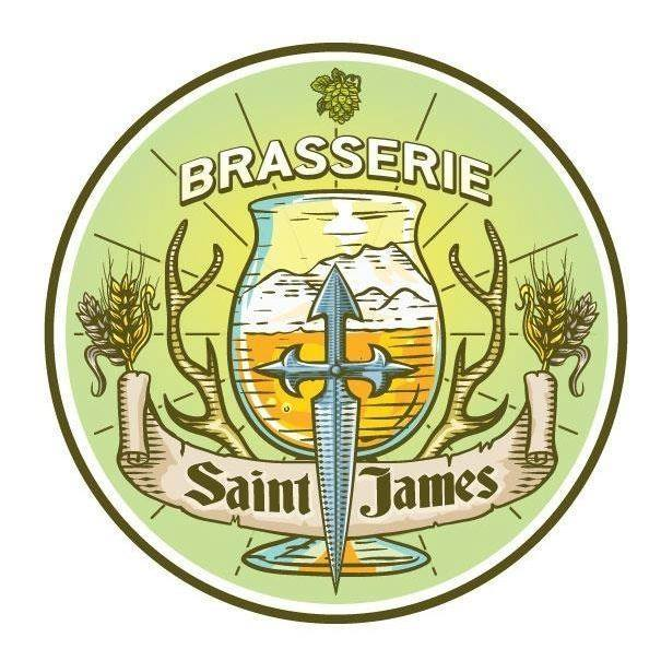 Brasserie Saint James logo
