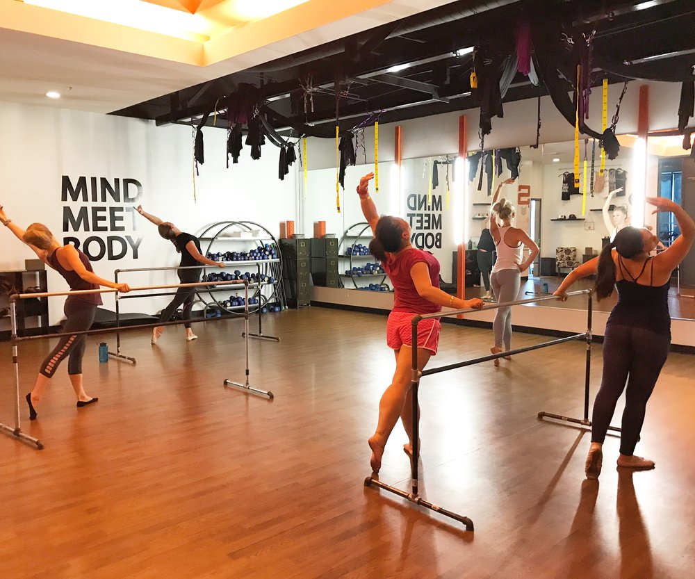 Shine Dance Center class