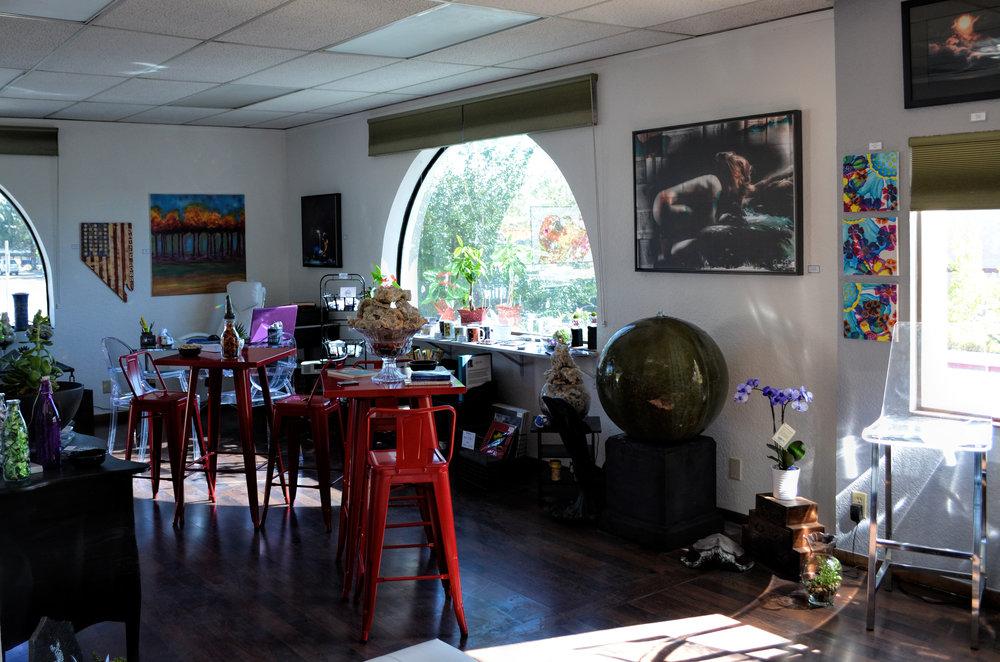 Orenda Gallery interior