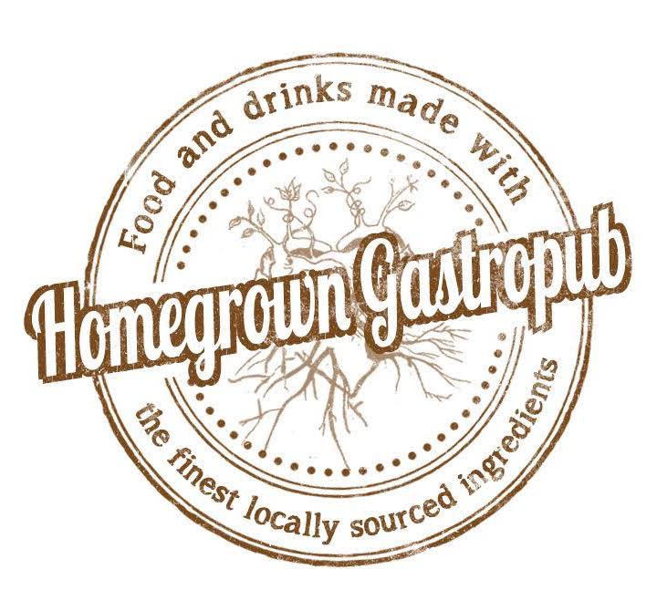 Homegrown Gastropub Reno logo