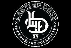 Lasting Dose Tattoo Reno logo