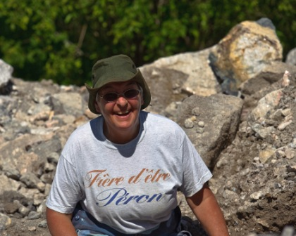 Renee Paterson, Trip Leader