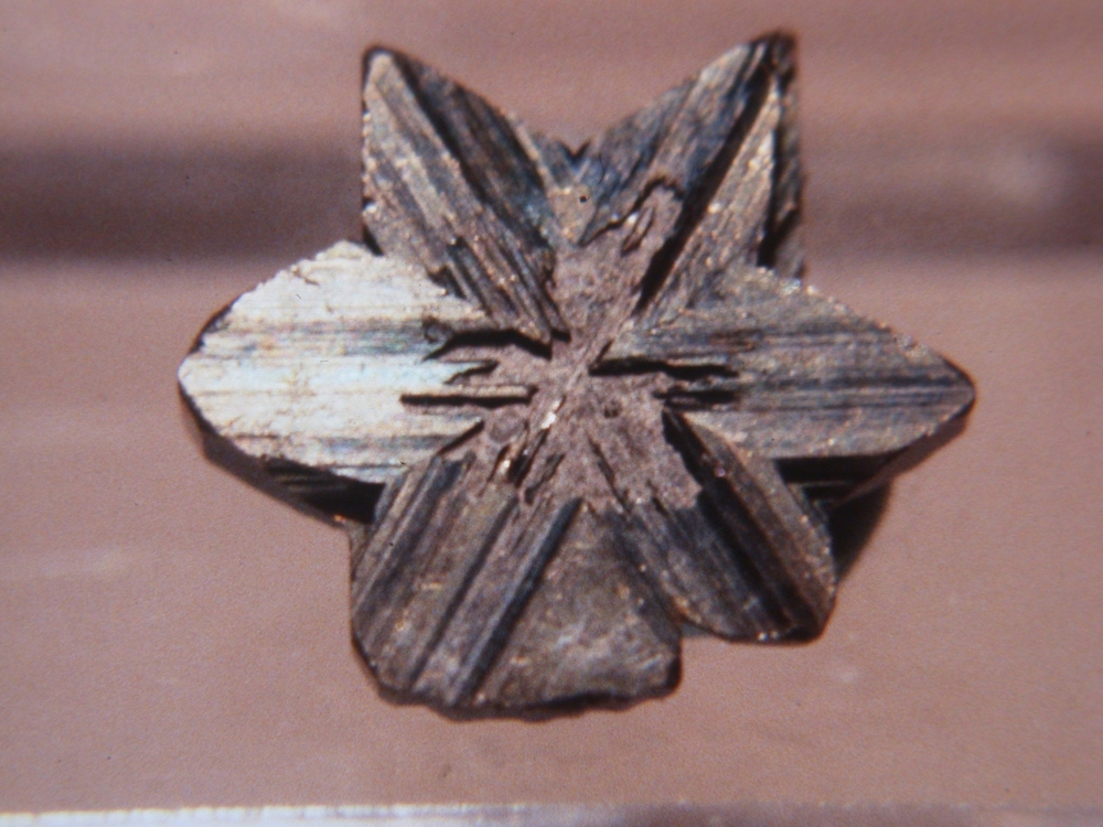 Cubanite, Inco T3 Mine, Thompson, Manitoba