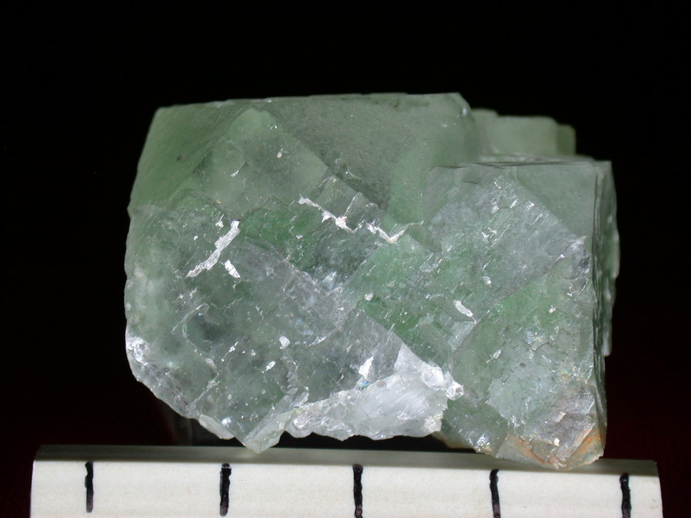 Fluorite - Rogers Mine, Madoc, Ontario