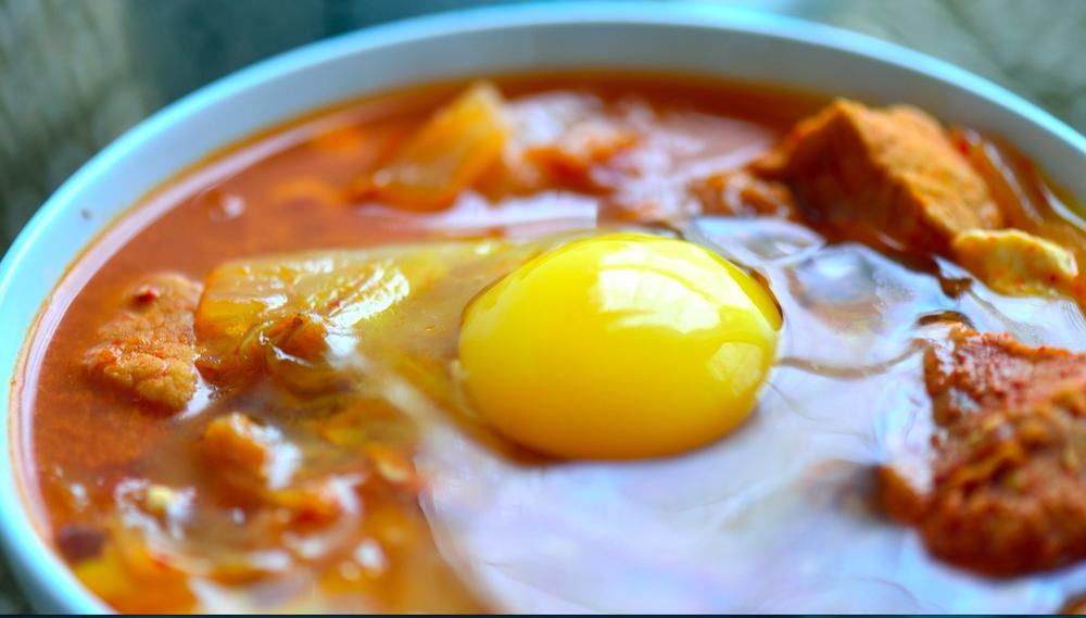 Korea -Kimchi Jjigae (stew)