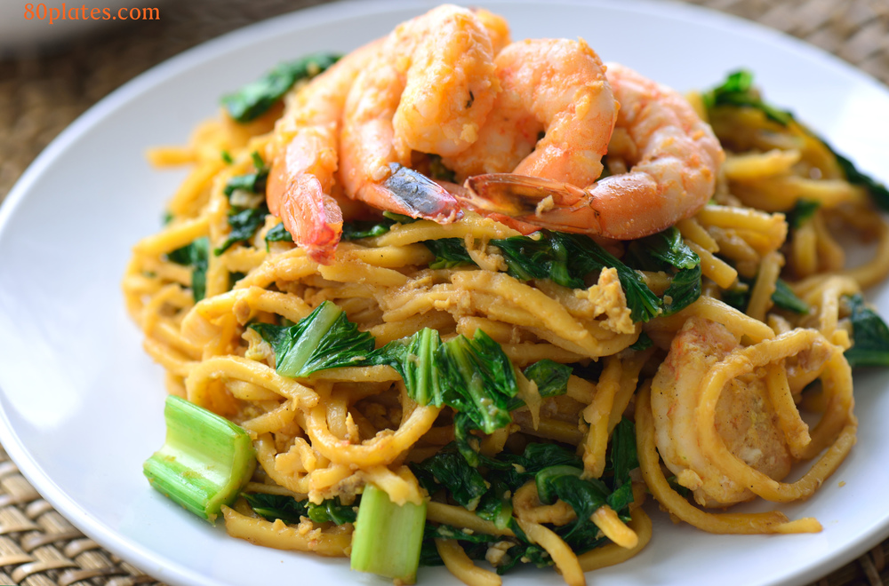 Indonesia - Mee Goreng (Panfried Noodles)