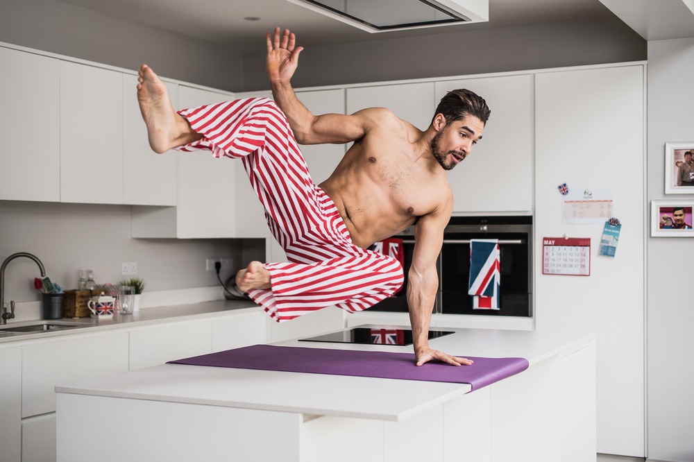 Louis Smith for Kellogg's   © DANIEL LEWIS 2016