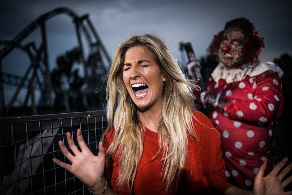 """Fright Nights"" at Thorpe Park"