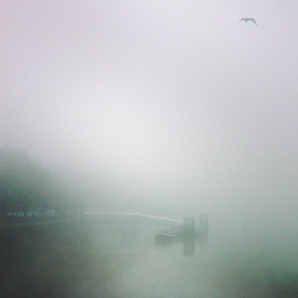 Fog on the Thames