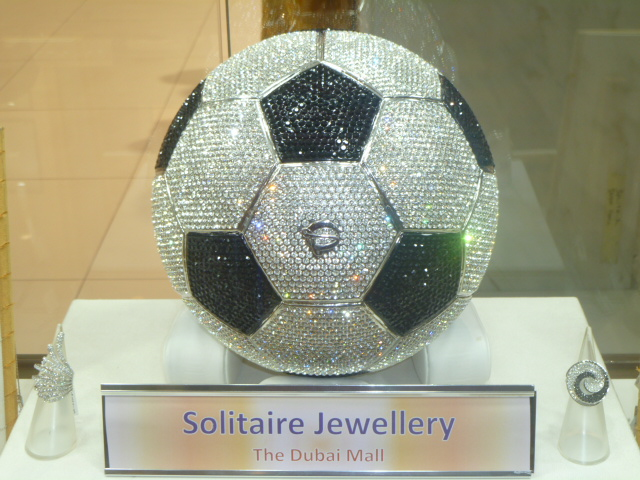 I would not mind owning this soccer ball.