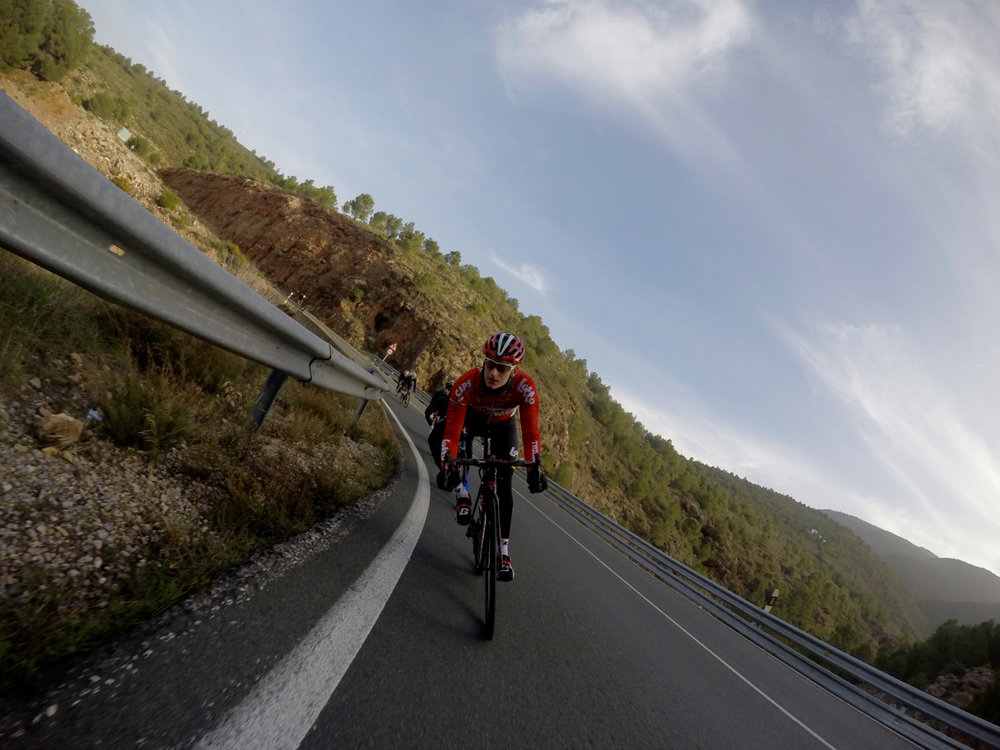 Road Cycling Scholarship 2018 Spain