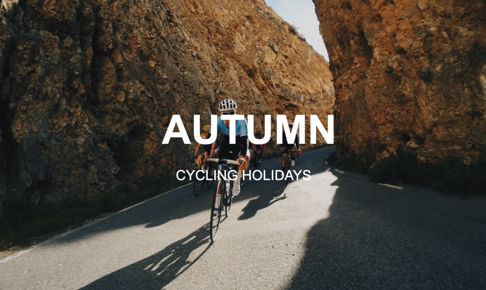 AUTUMN CYCLING HOLIDAYS