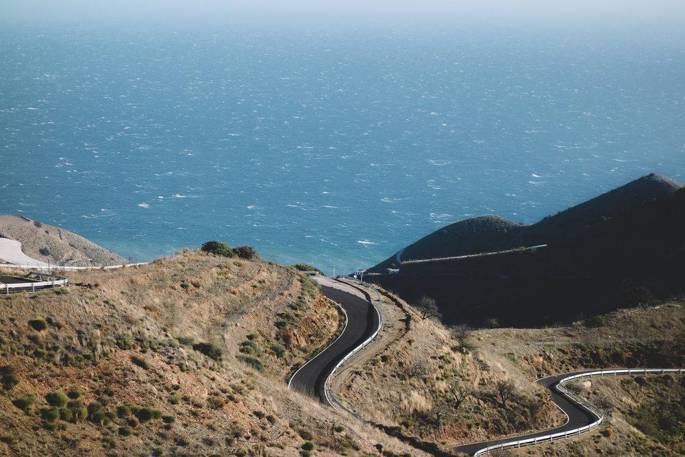 haza del lino polopos cycling climbs