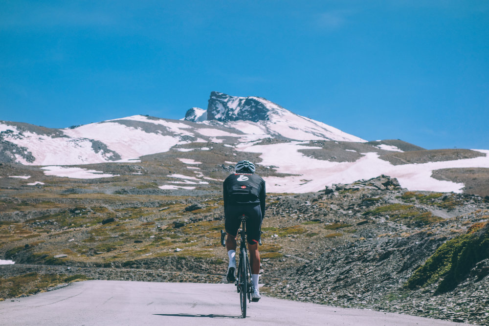 PICO DE VELETA - EUROPE'S HIGHEST PAVED ROAD