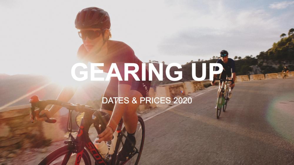 ROAD CYCLING HOLIDAYS SPAIN 2020
