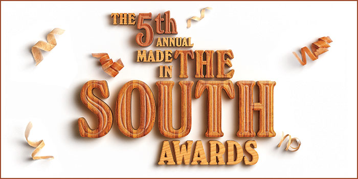 Garden and Gun Made In The South Award Recipient, December 2014