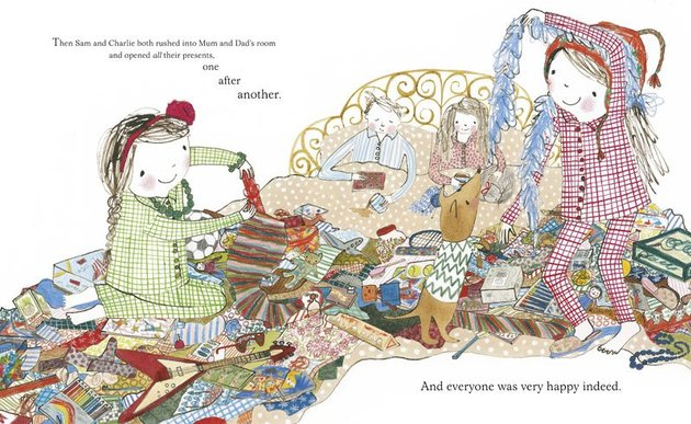 Image from booktrust.org.uk - Rebecca Cobb