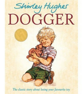 Doggerby Shirley Hughes. About hope in the midst of distress and about kindness and willingness to sacrifice.