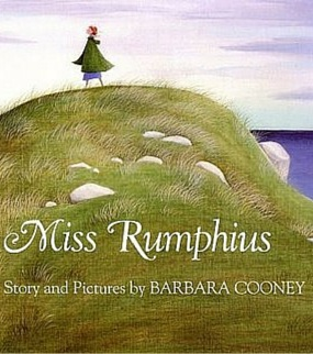Miss Rumphiusby Barbara Cooney.There is good to be done in all circumstances.