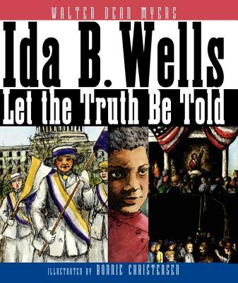 IDA B WELLS  - who led the anti-lynching campaign and discredited many establishment views and excuses.