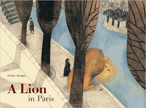 a lion in paris 499x370_.jpg