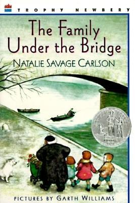 THE FAMILY UNDER THE BRIDGE -This one isn't a Christmas story as such, but it is set around Christmas time, it's heartwarming and it's set in Paris - the story of children who become family to a man who didn't know he wanted a family.