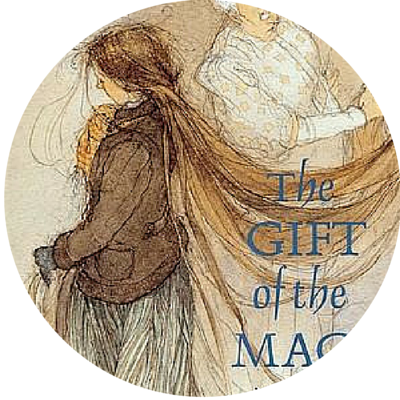 THE GIFT OF THE MAGI  - This is the classic O Henry story of the poor young couple who each sell the thing most dear to them to buy the other a Christmas present – this version is illustrated by Lisbeth Zwerger making it especially beautiful.