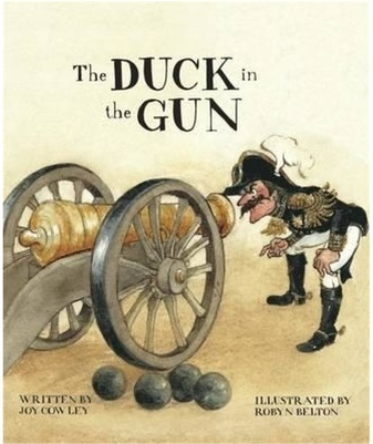 THE DUCK IN THE GUN