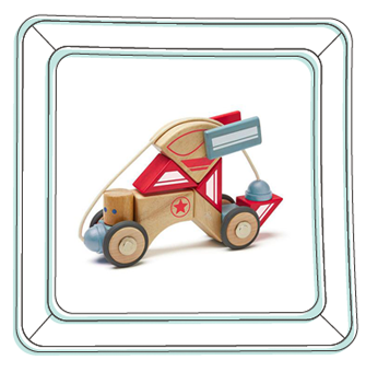 MAGNETIC WOODEN BLOCKS US$50