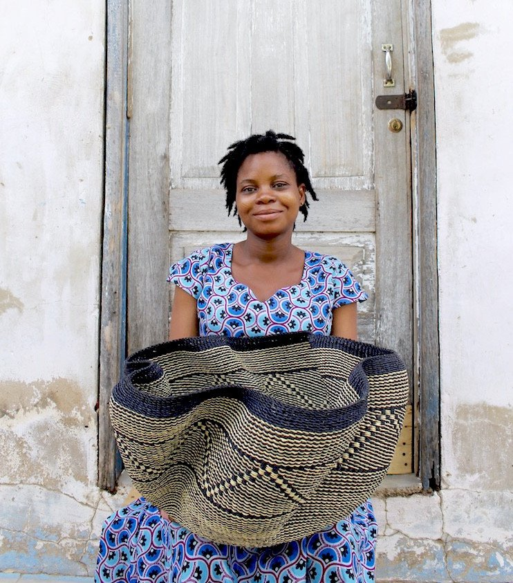 BABA HAND WOVEN BASKETS from AU$34