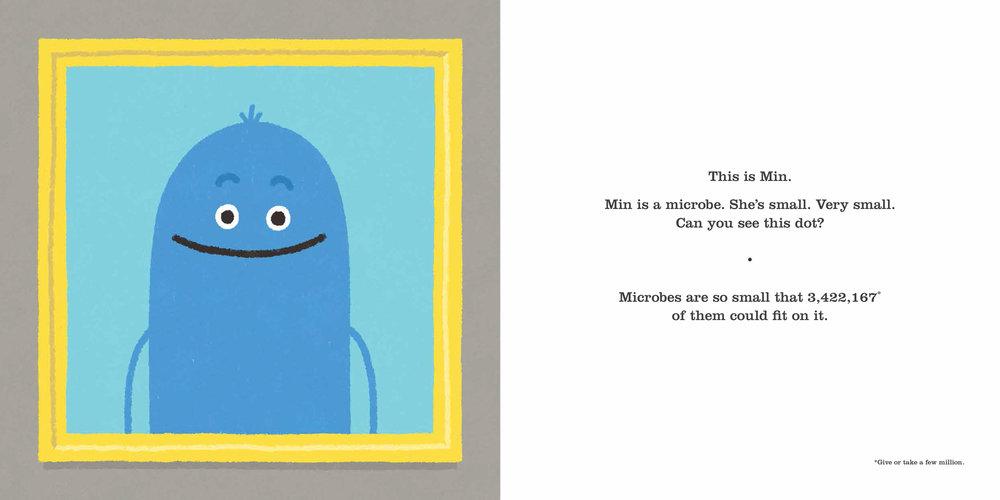 Welcome To The World Of Microbes Encouragement For Hand Washing And