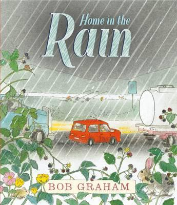 A perfect story about a mother driving her daughter home through the rain. Gorgeous to look at and read—and it features a woman driving. That's not easy to find in a picture book!