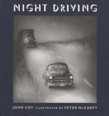Gorgeously illustrated with black and white drawings, there's a lovely sentimental nostalgia to this story of a father and son's overnight road trip.