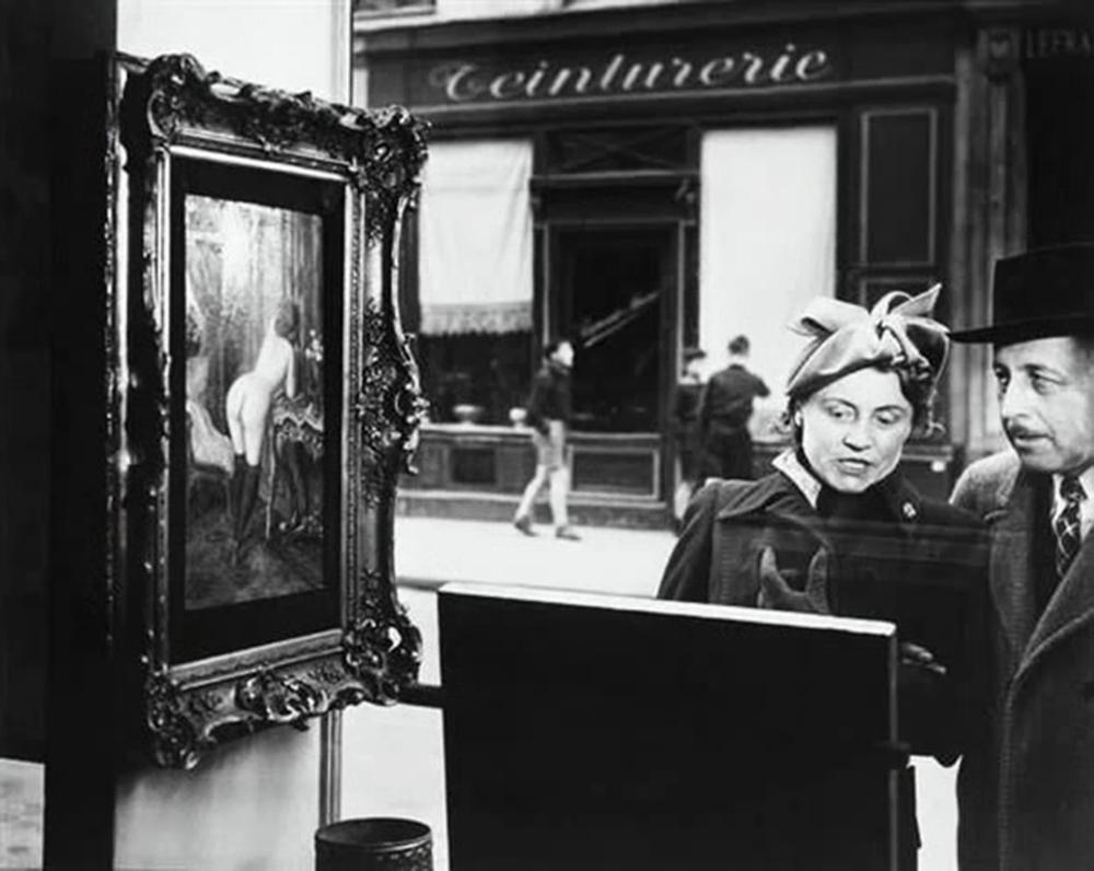 Robert Doisneau Un regard Oblique, 1948.jpg