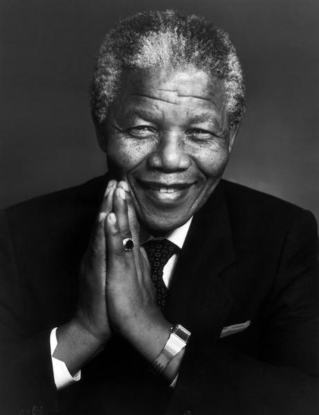 Karsh Mandela