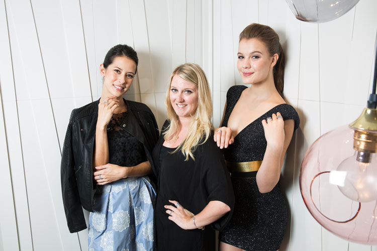 Christie-Simpson,-celebrity-stylist,-with-2-models-at-PANDORA---My-Style-My-Ring-Event.jpg
