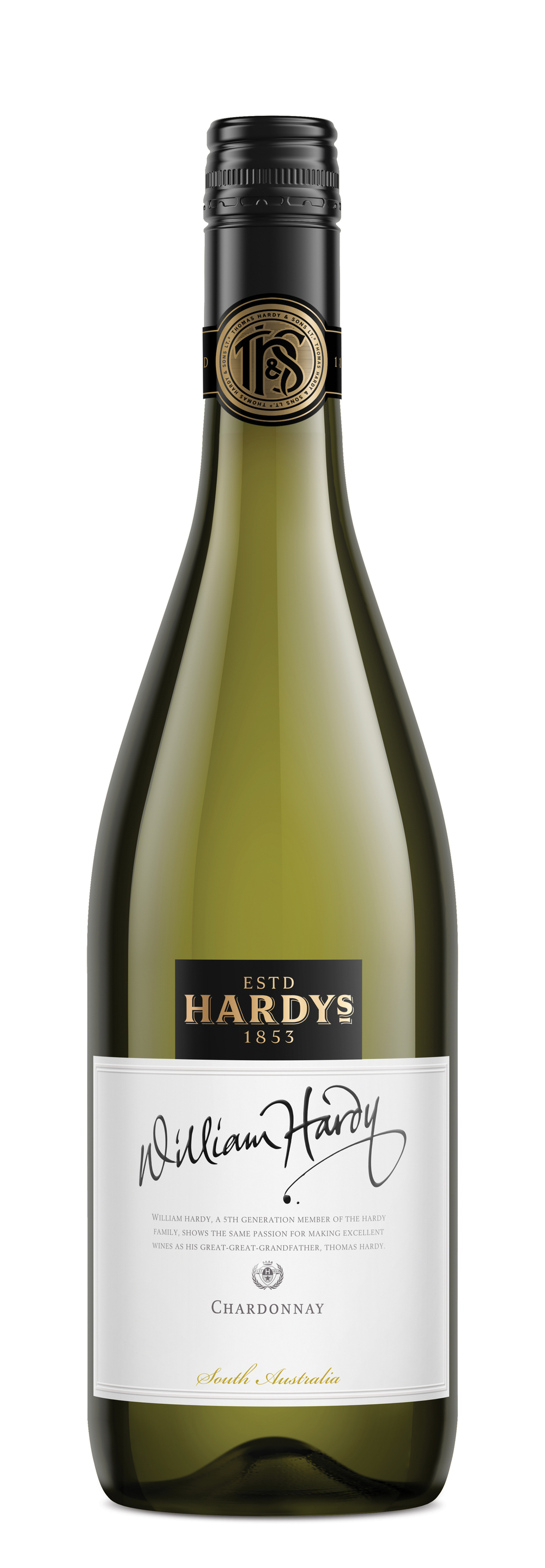 The William Hardy Chardonnay 2013