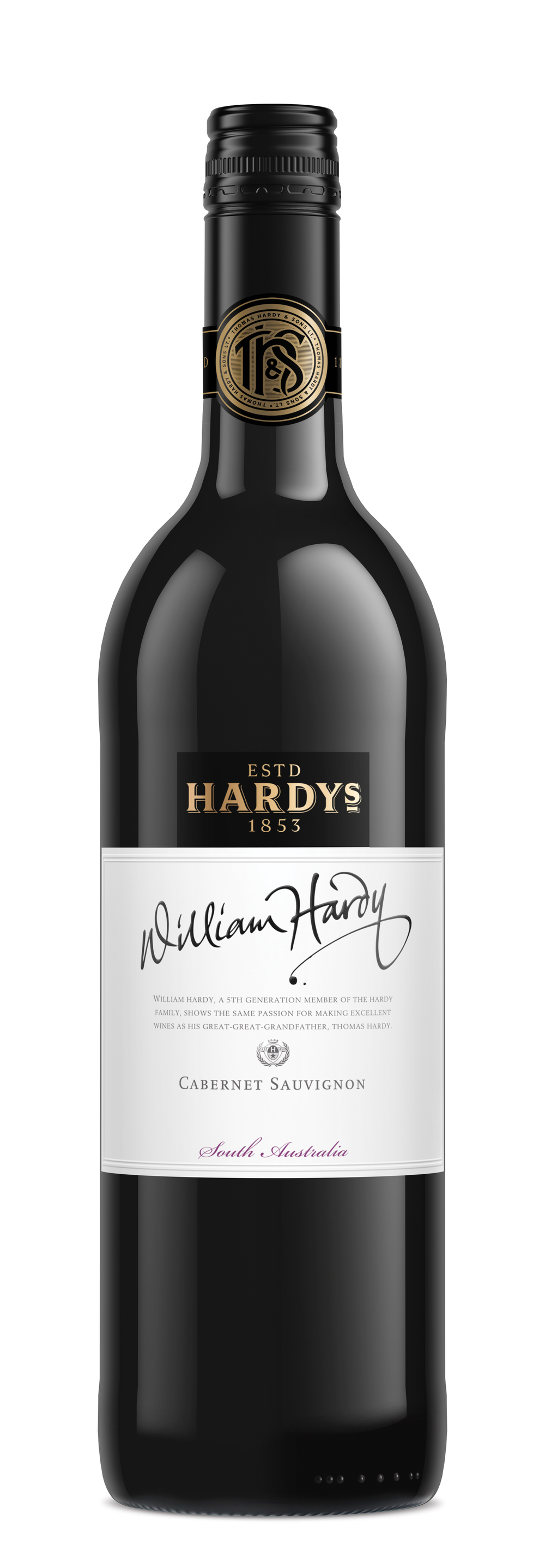 The William Hardy Cabernet Sauvignon 2013