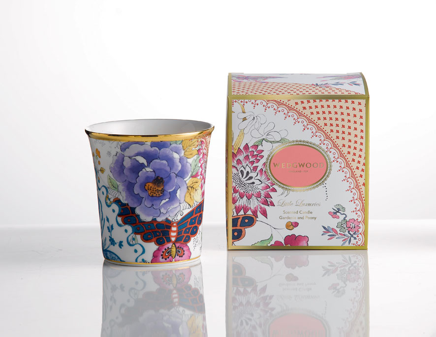 Butterfly Bloom Scented Candle