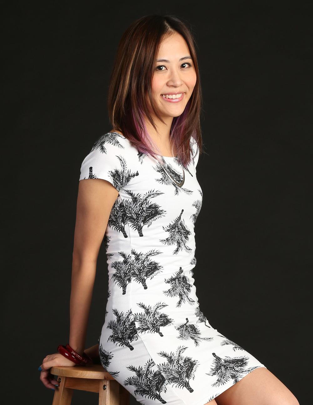 Winnie Cheung Editor