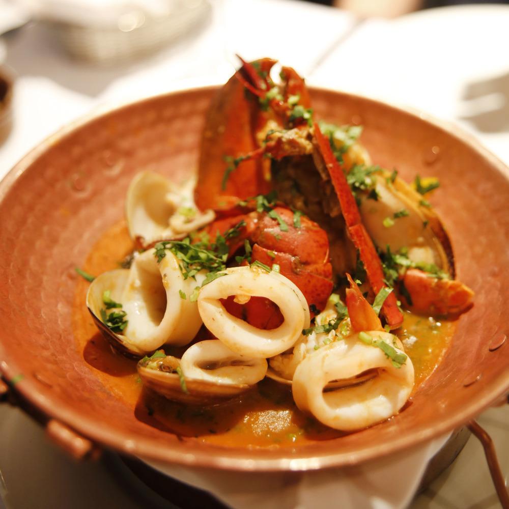 Authentic portuguese cuisine at casa lisboa with executive for Authentic portuguese cuisine