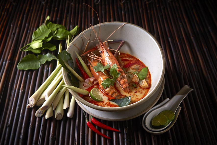 Banyan Tree Macau-Tom Yum Goong Mae Nam (Traditional Spicy Seafood Soup).jpg