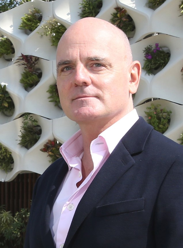 James Corner , Founding partner and CEO of JCFO