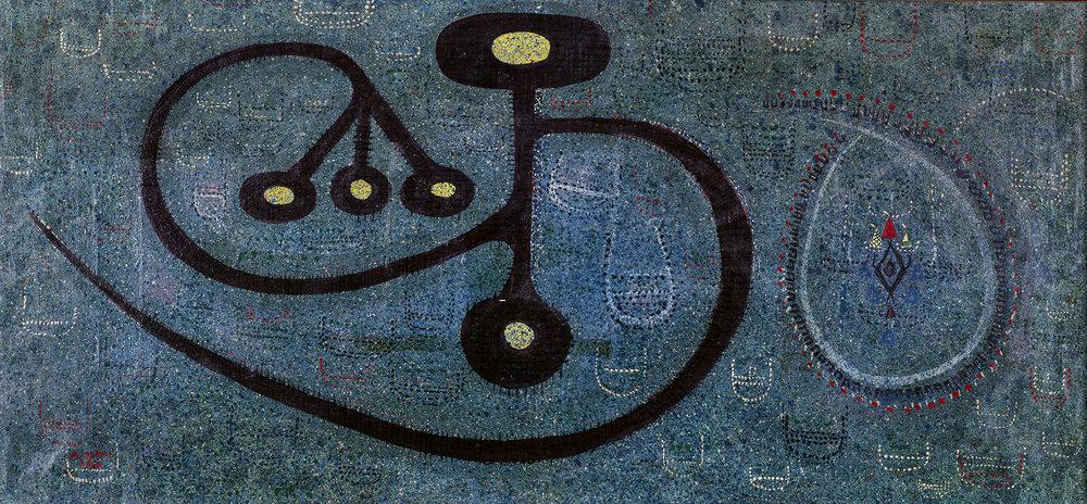 Bedri Rahmi Eyüboğlu, Untitled 1956