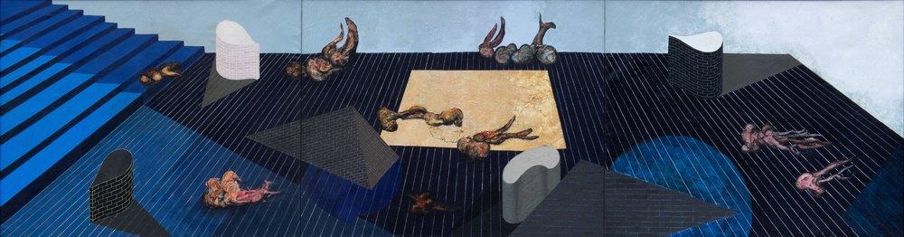 Erol Akyavaş,'Delenda Est Carthago' 1981