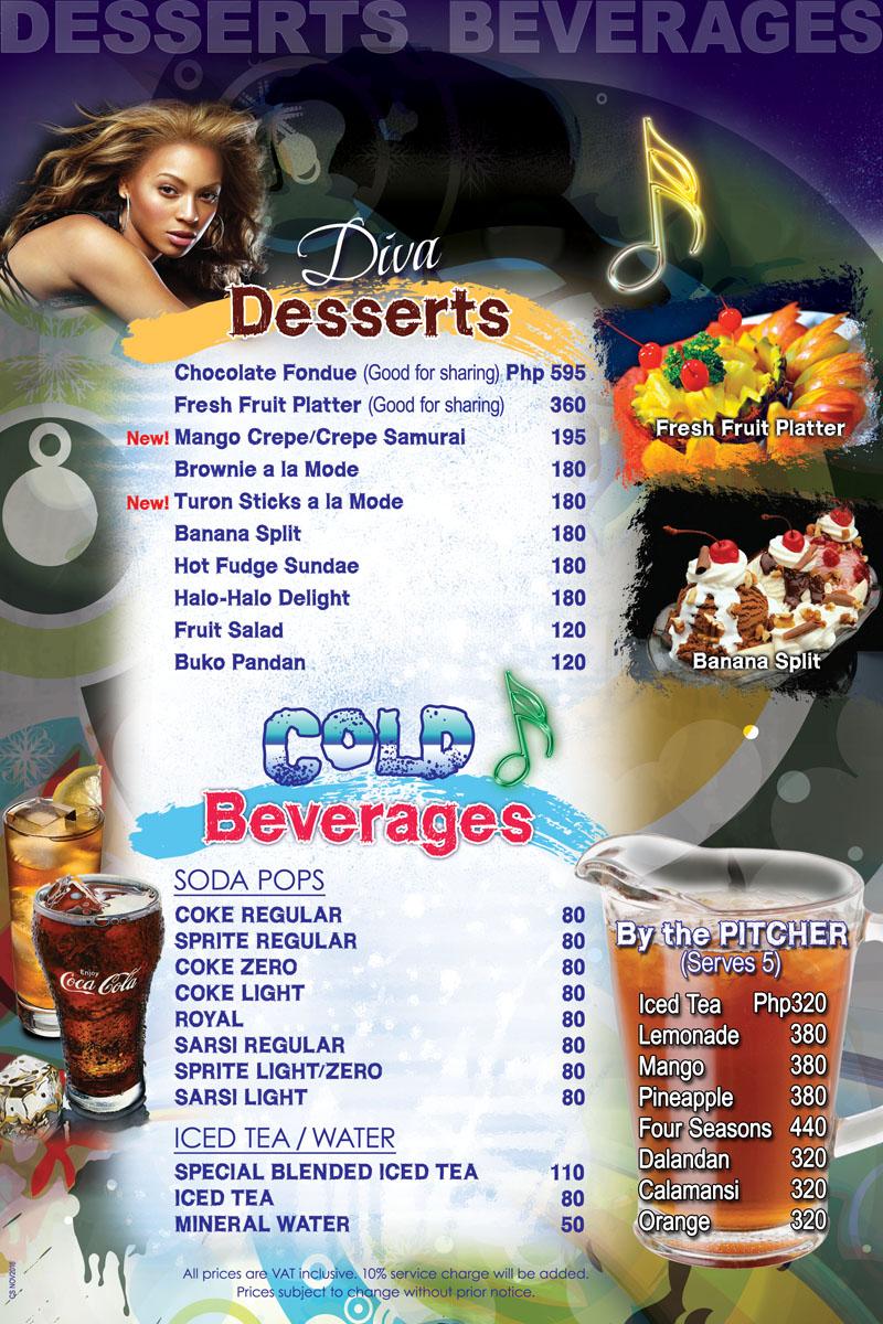 cs p9 dessert bev generic